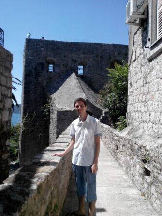 Крепостная стена Герцег-Нови