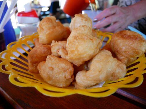 Чорногорські пончики із екскурсії рафтинг