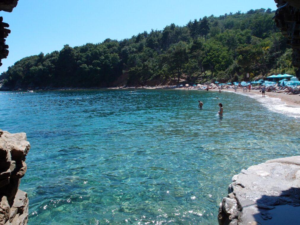 Фото с пляжа Могрен