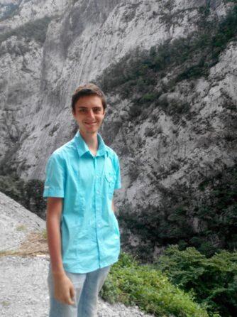 Горы у реки Морача