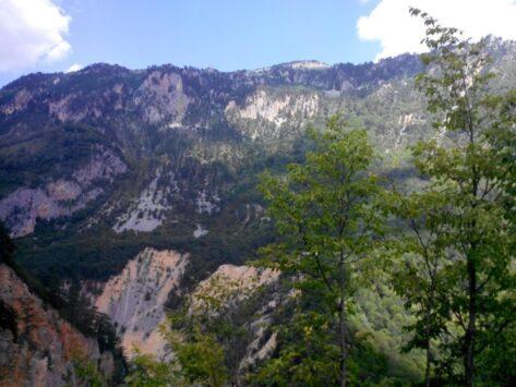 Мальовничий каньйон річки Тара