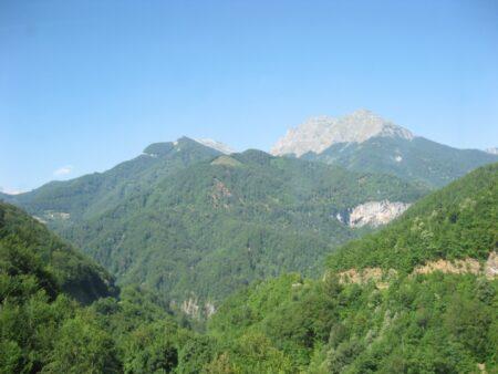 Каньон реки Тара в Черногории