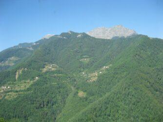 Панорама каньона реки Тара в Черногории