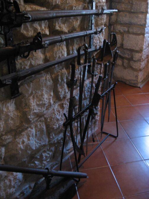 Коллекция ружей в Которе