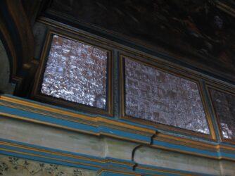 Коллекция серебряных пластинок: Божья Матерь на Скале