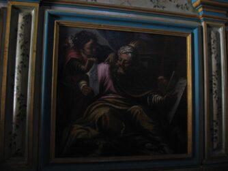 Иконы в церкви Божьей Матери на Скале