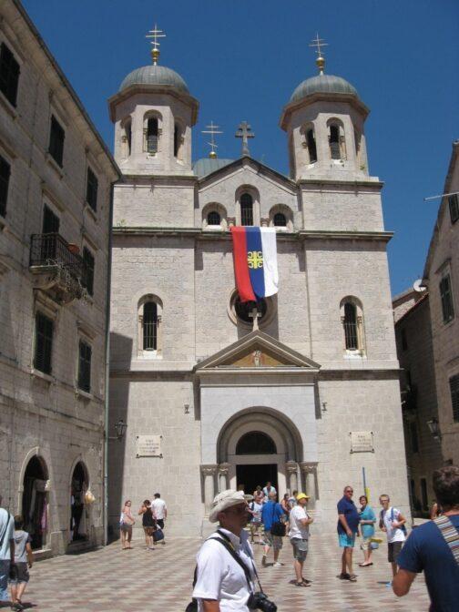 Церква Святого Миколая в Которе
