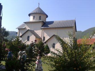 Церква Успіння Божої Матері в Чорногорії