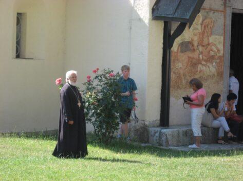 Святой отец монастыря Морача