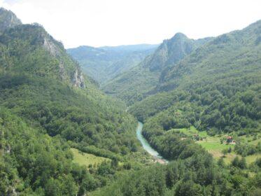 Излучина реки Тара