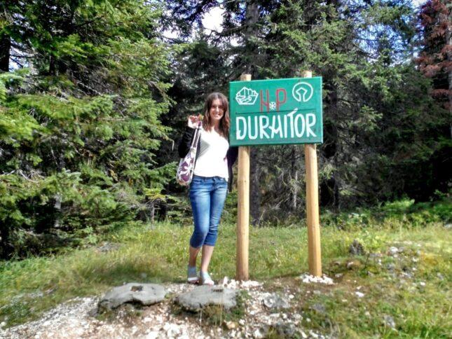 Вход в национальный парк Дурмитор