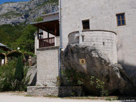 Острог нижняя часть монастыря