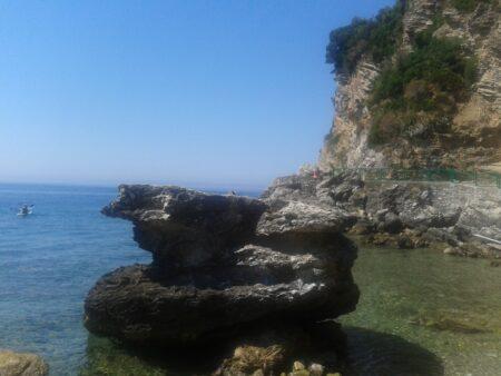 Дорога на пляжи Могрен