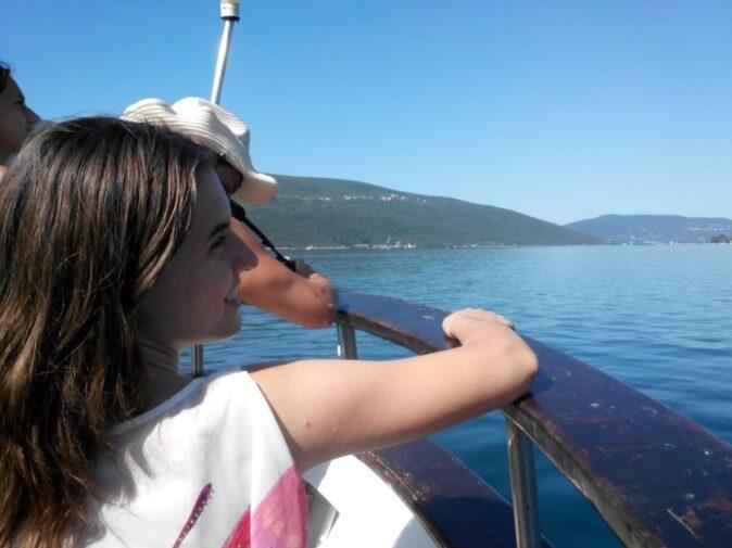 Фото на насу кораблика в путешествии