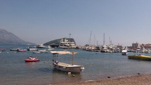 Пристань на Слов'янському пляжі