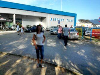 Аэропорт города Тиват