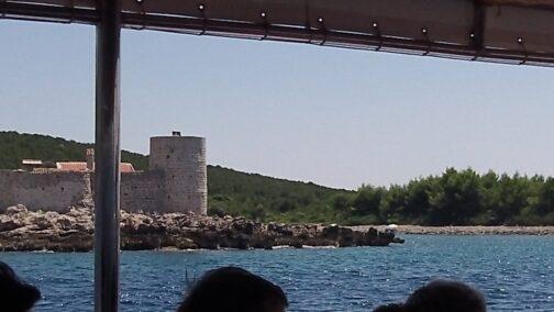Фото фортеці Мамула