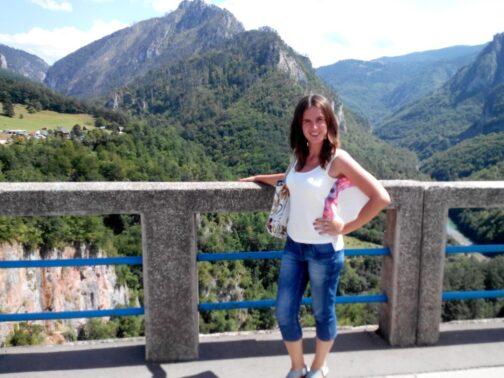 Мост Джурджевича в Черногории, где самый красивый вид
