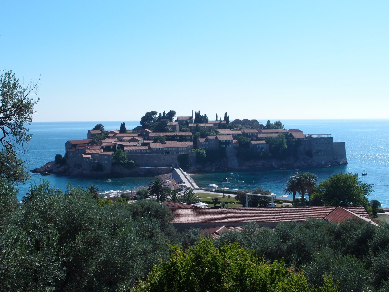 Остров Святого Стефана в Черногории Фото история отель sveti stefan на карте цены и отзывы