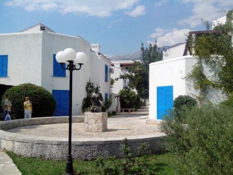 Впечатления о проживании в Черногории - декорации