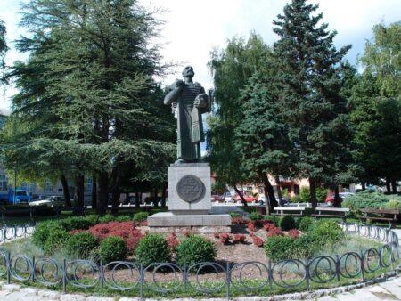 Князь Іван Черноєвіч - засновник Цетінє