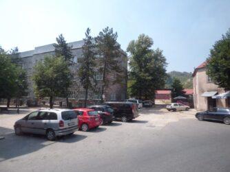 Не туристический уголок Цетинье, Черногория