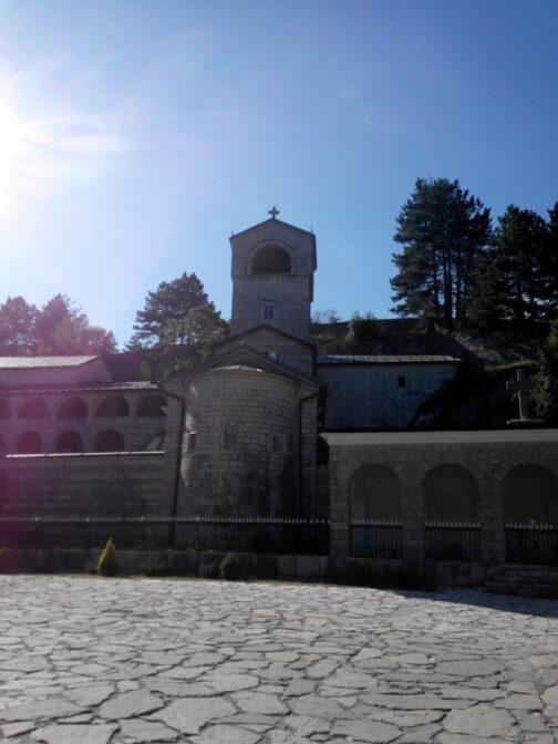Новый Цетинский Монастырь в Цетинье