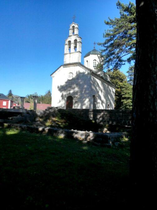 Церковь Рождества Богородицы на Чипуре в Цетинье