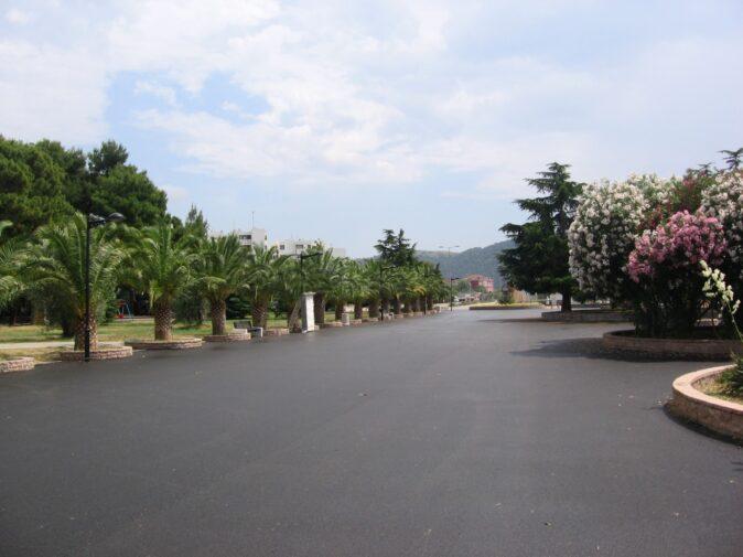 Бар - курорт в Чорногорії