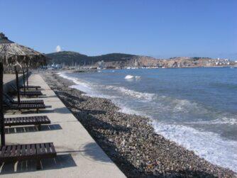 Пляжі курорту Бар
