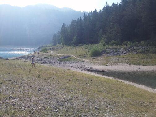 Еще одно Черное озеро в парке Дурмитор, Черногория