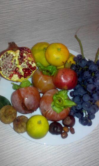 Цены на фрукты в Черногории