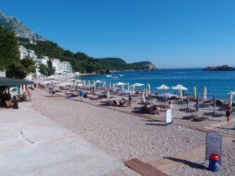 Курорти Чорногорії - Острів Святого Стефана