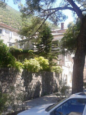 Курорти Чорногорії - Пераст