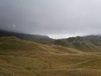 Высокогорные луга в Дурмиторе, Черногория