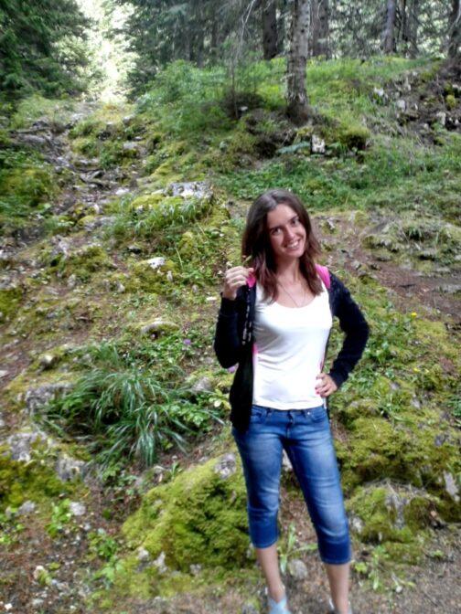 Тропинки в национальном парке Дурмитор, Черногория