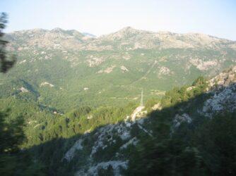 Пейзажи парка Дурмитор