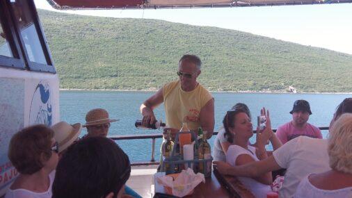 Харчування на екскурсіях в Чорногорії