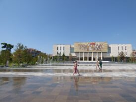 Исторический музей Тираны, Албания