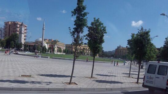 Мечеть і годинникова башта