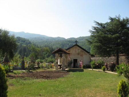 Монастирі та церкви Чорногорії