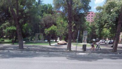 Парки в Албании
