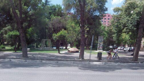 Парки в Албанії