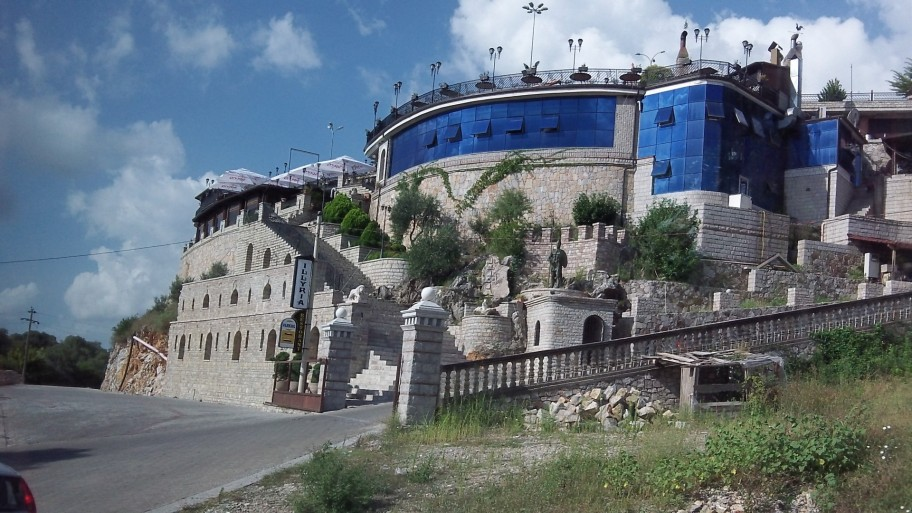 Шкодарская крепость в Скадаре, Албания