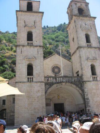 Церковь Святого Николая в Которе, Черногория