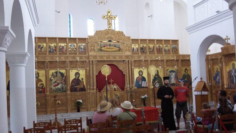 Церковь в Тиране