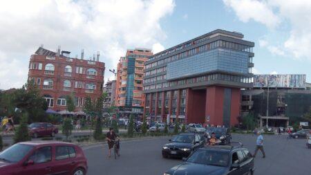 Здания в Албании