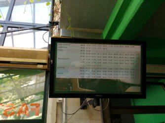 Актуальное расписание автобусов из Будвы
