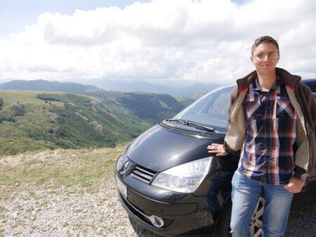 Арендованное авто в Черногории