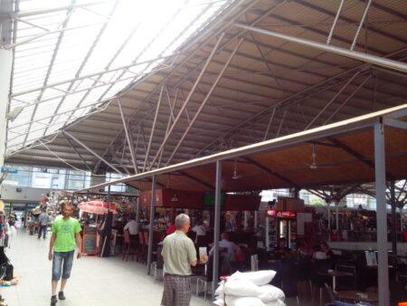 Крытый рынок в Подгорице